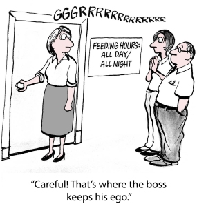 Boss Ego